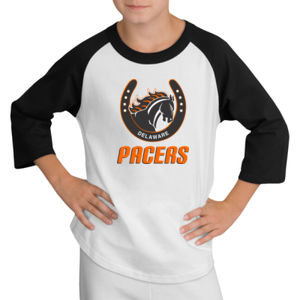 YOUTH DELAWARE PACERS BASEBALL TEE Thumbnail