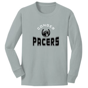 YOUTH CONGER PACERS BLACK LS Thumbnail